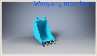 China factory supply various brands of excavator mini bucket supplier
