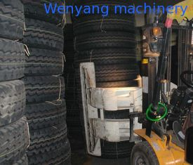 China tyre clmaps for forklift supplier