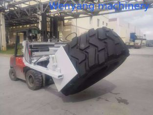 China Tyre clamp for big diameter tyre supplier