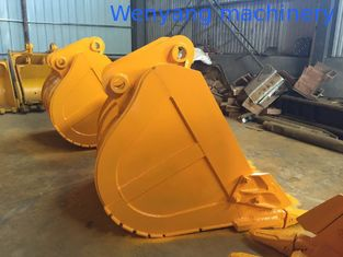 China CAT 330B excavator 1.6m3 rock bucket for sale supplier