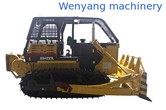 China Chinese XG4221L forestry logging bulldozer with mechnical winch for Africa muddy woodland supplier