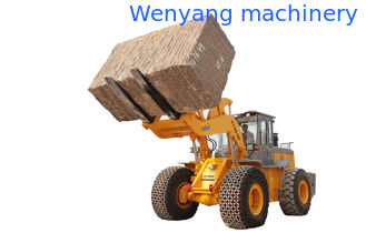 China Hot sale  WY968-18D 18ton wheel loader with pallet fork with 175KW Weichai engine supplier