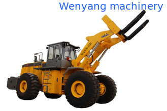 China Sell big capacity rought terrain mining machine 32T block handler equipment with 199KW engine supplier