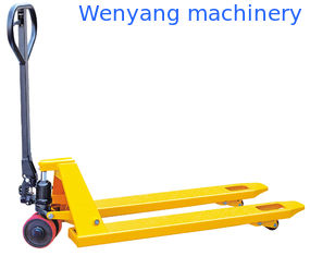 China High Quality warehouse lifting equipment 2t Hand Pallet Truck DB with Adjustable Cab supplier