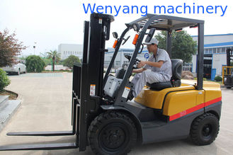 China China Made 2ton Counterbalanced Engine Power Diesel Forklift Truck supplier