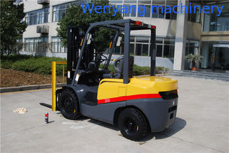 China China 3ton CE certificate ISUZU engine hot sale diesel engine forklift truck supplier