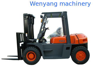 China China forklift 5ton diesel forklift truck with ISUZU engine 6BG1 EPA approved supplier