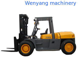 China Wenyang Machinery brand forklift 10ton diesel forklift truck with ISUZU 6BG1 engine made in China supplier