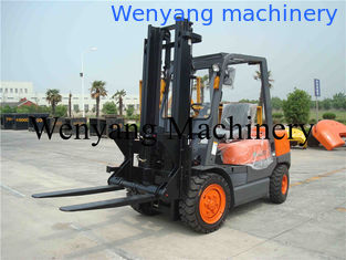 China China made forklift attachment  3ton diesel forklift truck with Sanitation fork supplier