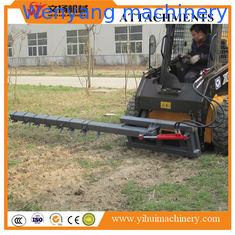 China farming attachment  Landscape Rake Attachments For Skid Steer Loader supplier