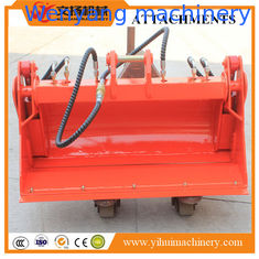 China variety function hydraulic 4 in 1 excavator bucket attachment supplier