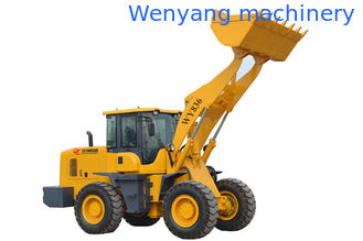 China 3ton 1.7m3 bucket capacity wheel loader with fast coupling supplier