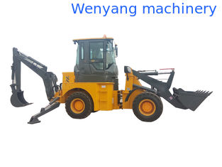 China Wenyang Machinery brand WY30-25 backhoe loader with bucket 1.3m3 supplier
