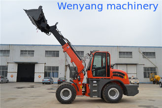 China China WY2500  contruction machienry 4WD 2.5ton handler  telescopic supplier