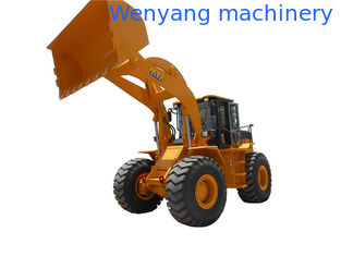China China factory WY955 5ton 3m3 weichai engine payloader for sale supplier