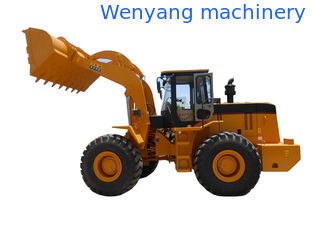 China WY955 5ton 3m3 weichai engine wheel loader with double  rocker arm supplier