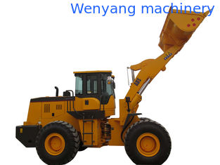 China WY958 5ton 3m3 weichai engine wheel loader with single  rocker arm supplier