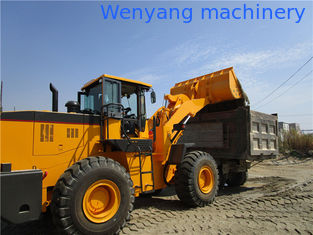 China China factory WY958  single arm 5ton 3m3 weichai engine wheel loader supplier