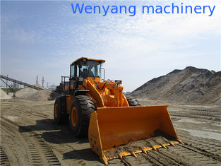 China China factory WY958  single arm 5ton 3m3 weichai engine shovel loader supplier