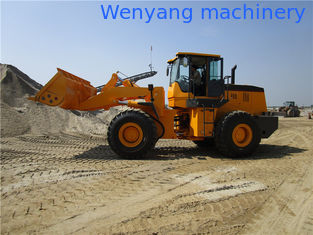 China China factory WY958  single arm 5ton 3m3 weichai engine payloader supplier