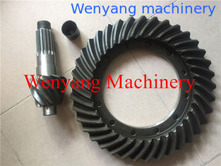 China XCMG Wheel Loader Spare Parts  ZL30G 82215101 spiral gear paid (rear axle) supplier