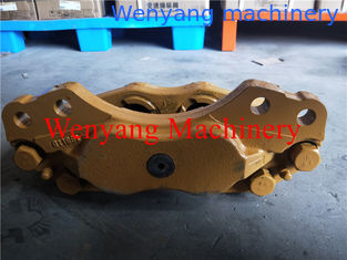 China Lonking wheel loader genuine spare parts brake caliper LG853.04.01.03 supplier