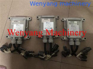 China XCMG  excavator XE215C genuine sapre parts main controller 803504599 supplier