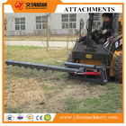 China farming attachment  Landscape Rake Attachments For Skid Steer Loader factory