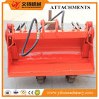 China variety function hydraulic 4 in 1 excavator bucket attachment factory