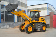 China China made 2ton small wheel loader popular in USA Canada Australia factory