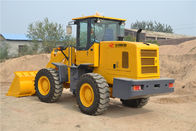China China construction equipment 3ton wheel loader with 1.7m3 bucket capacity factory