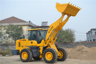 China Manufactured 3ton 1.7m3 bucket capacity  joystick control wheel loader with fast coupling factory