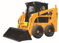 China China WY45G 700kg Bobcat type quick hitch small skid steer  loader factory