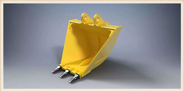 China KOMATSU 200/220/240 excavator trapezoidal bucket 0.8m3-1.2m3 for sale factory