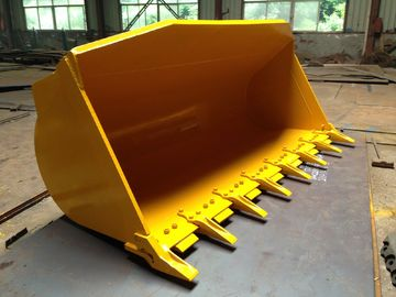 China supply good quality kOMATSU WA350-8 wheel loader standard bucket with bucket teeth distributor