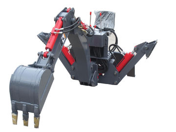 China backhoe for wheel loader and skid steer loader factory