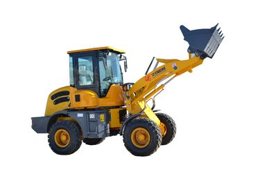 China Chinese brand Wenyang machinery WY10B 1ton rated load wheel loader with 0.5m3 bucket factory