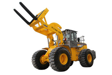 China Good quality 20T quarry fork loader with 175KW Weichai engine factory