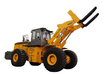 China Sell big capacity rought terrain mining machine 32T block handler equipment with 199KW engine distributor