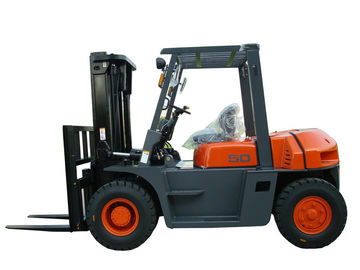 China China forklift 5ton diesel forklift truck with ISUZU engine 6BG1 EPA approved factory