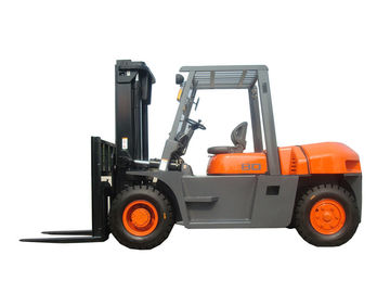 China Wenyang Machinery brand forklift 8ton diesel forklift truck with ISUZU 6BG1 engine made in China factory
