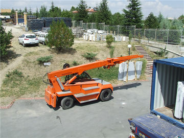 China marble slab handling machine telescopic  handler for stone industry factory