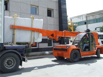 China 10T marble slab telehandler suitable for marble slab size 2.8*1.7m factory