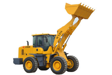 China 3ton 1.7m3 bucket capacity wheel loader with fast coupling factory