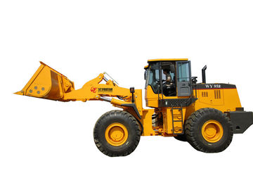 China WY958 5ton 3cbm bucket capacity wheel loader with Weichai engine factory
