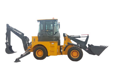 China Wenyang Machinery brand WY30-25 backhoe loader with bucket 1.3m3 distributor