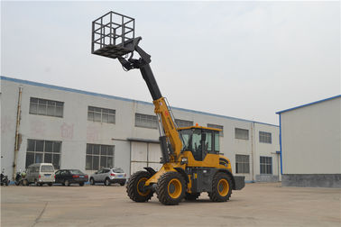 China WY3000  5.4m lifting height telescopic forklift with working platform factory