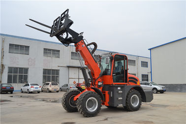 China China made WY2500 earth machinery 4WD 2.5ton telescopic forklift factory