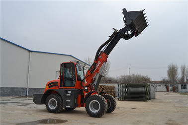 Telescopic loader /forklift
