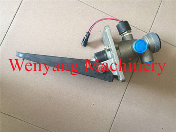 China XGAM wheel loader genuine spare parts 12C0092  air brake master valve factory